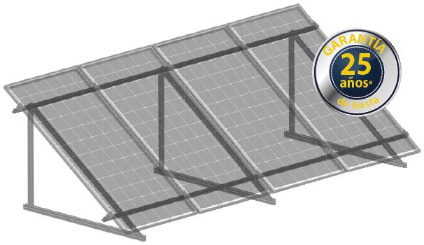 fabricantes de estructuras fotovoltaicas