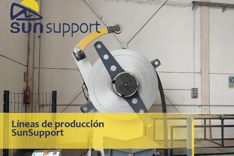 Líneas de producción SunSupport