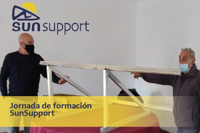 Jornada de formación de SunSupport a distribuidores