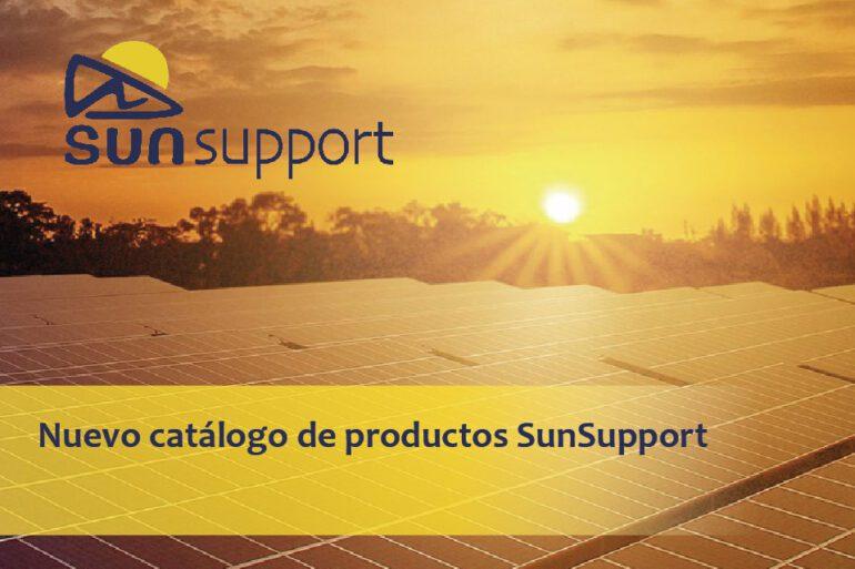Nuevo catálogo de productos SunSupport