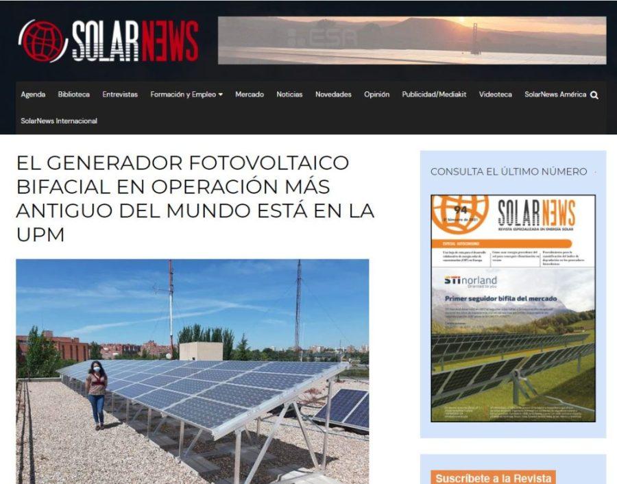 Solarnews fait le point sur le projet de SunSupport